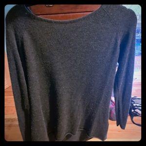 Nice olive green wool sweater